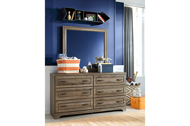 Javarin 5-Piece Twin Panel Bedroom, , large