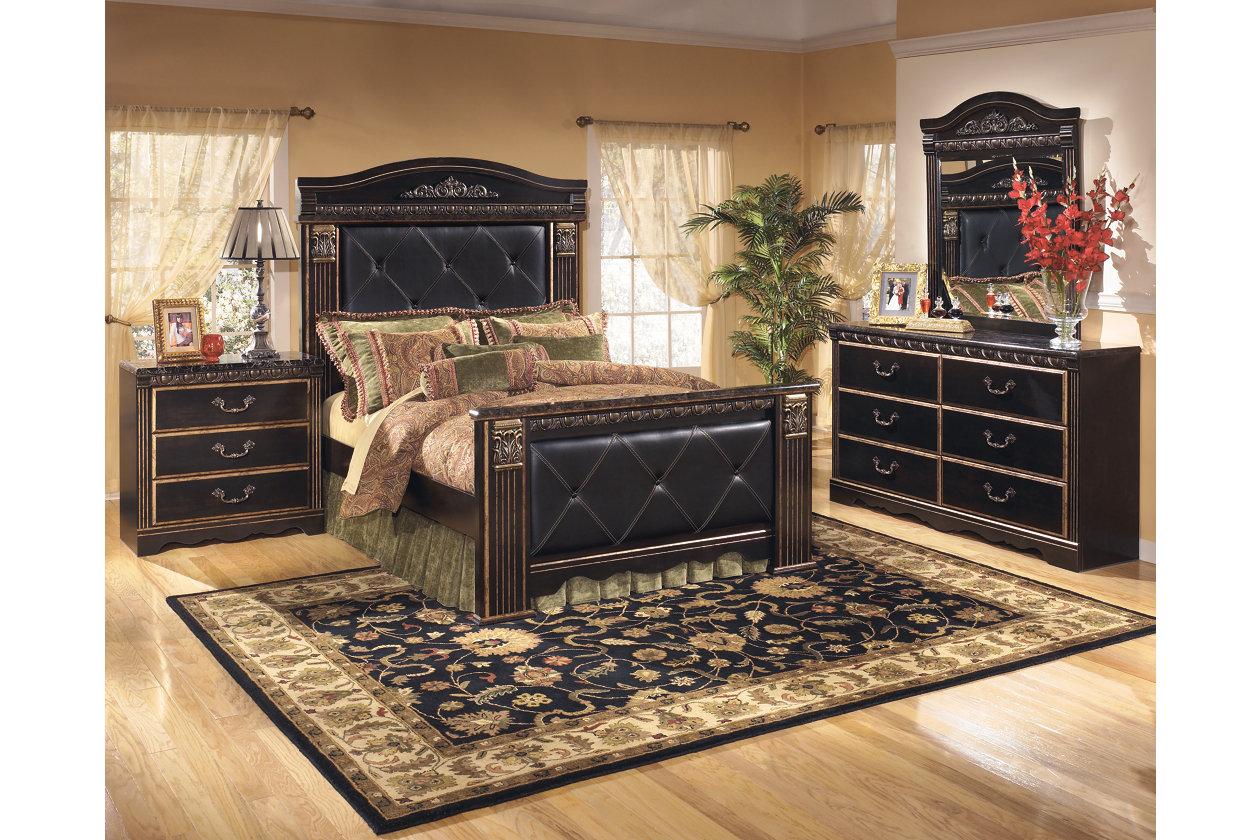 Coal Creek Mansion Bedroom Set Bedroom Design Ideas