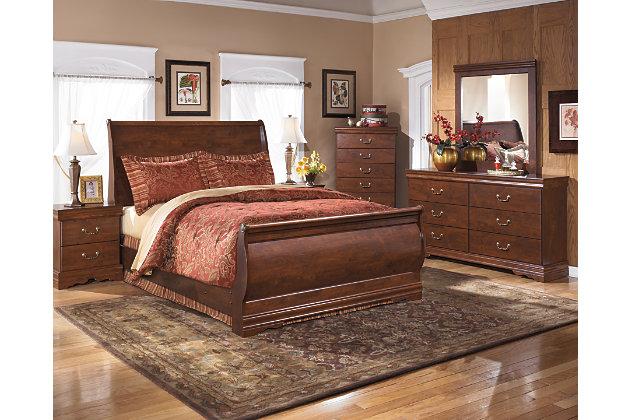 Wilmington Queen Sleigh Bed