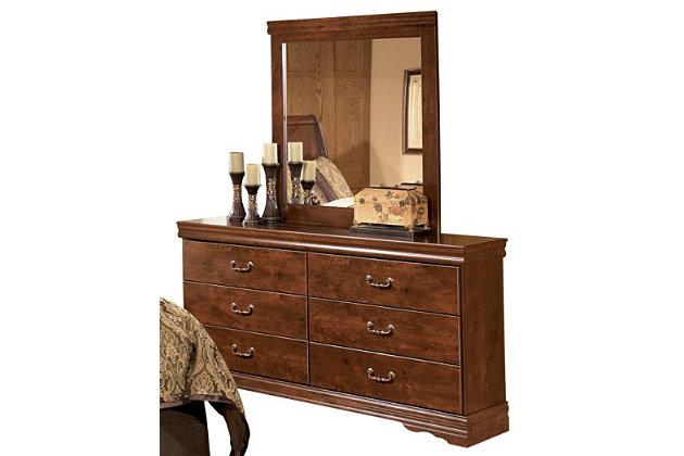 Wilmington Dresser and Mirror
