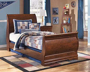 Wilmington Twin Sleigh Bed