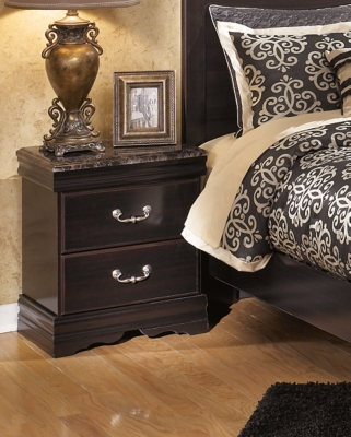 Check out the Dark Merlot Nightstand Product Photo