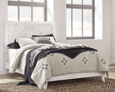 Paxberry Queen Panel Bed Ashley Furniture Homestore