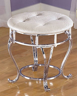 Zarollina Bedroom Stool, , rollover