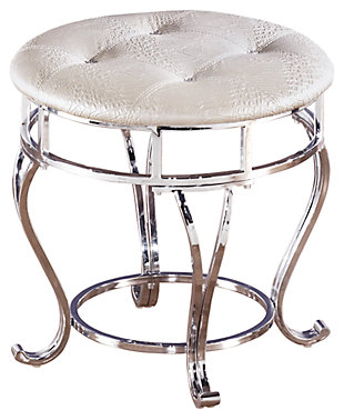 Zarollina Bedroom Stool, , large