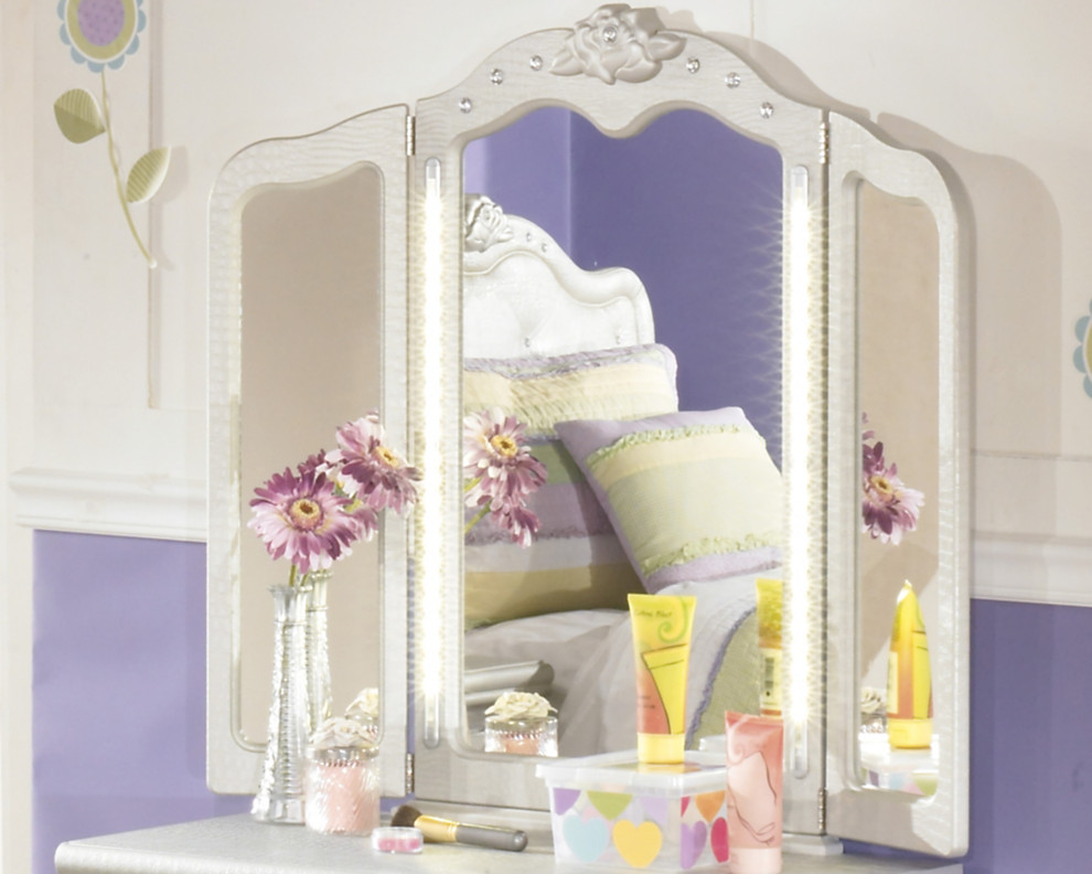 Marvelous Zarollina Vanity Mirror