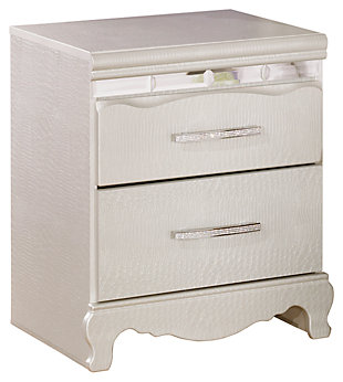 Zarollina Nightstand, , large