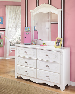 Exquisite Dresser and Mirror, , rollover