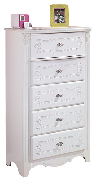 Exquisite Chest of Drawers, , large