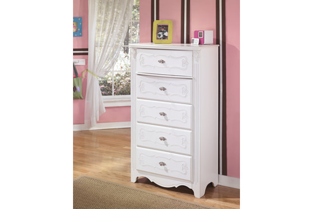 Bon Exquisite Chest Of Drawers, , Large ...