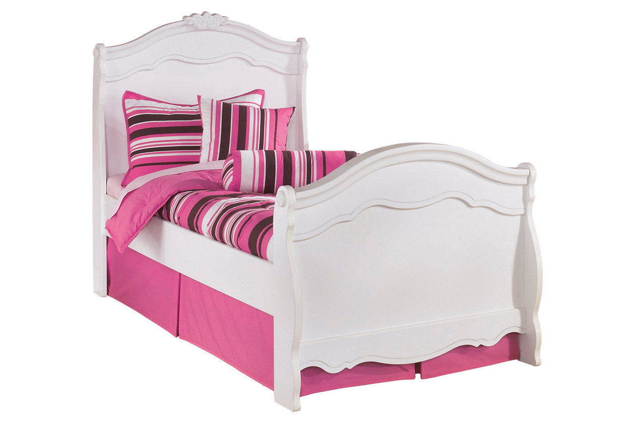 Marvelous Exquisite Twin Sleigh Bed Ashley Furniture Homestore Spiritservingveterans Wood Chair Design Ideas Spiritservingveteransorg