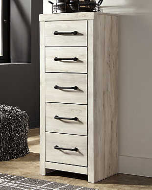 Cambeck Narrow Chest of Drawers, , rollover