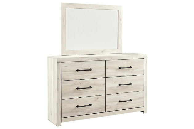 Cambeck Dresser and Mirror, , large