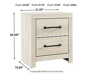 Cambeck Nightstand, , large