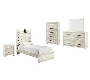 Cambeck 7-Piece Bedroom Package, , large