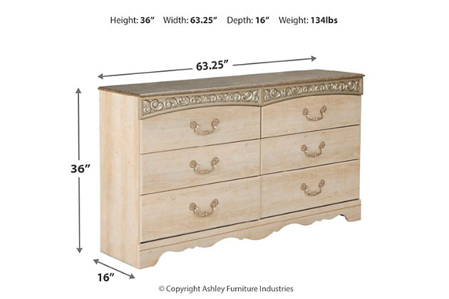 Catalina Dresser Ashley Furniture Homestore