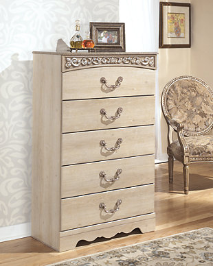 ... Large Catalina Chest Of Drawers, , Rollover