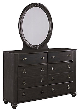 Corilyn Dresser and Mirror, , large