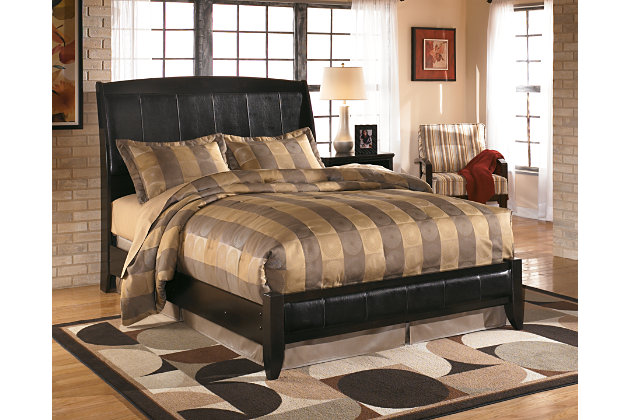 Harmony King Platform Style Bed Ashley Furniture Homestore