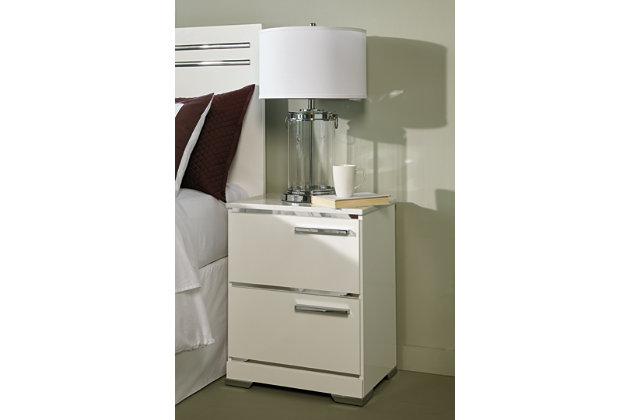 Brillaney Nightstand, , large