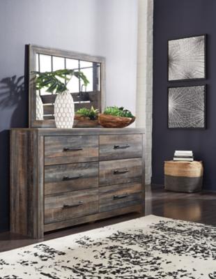 Drystan Dresser and Mirror, , large