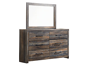 Drystan Dresser and Mirror, , large