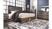 Drystan King Panel Bed, Multi, rollover