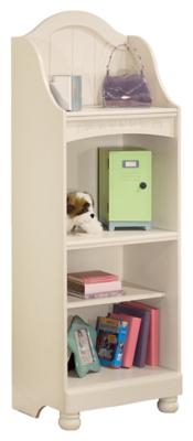"""Ashley Cottage Retreat 67"""" Bookcase, Cream Cottage"""