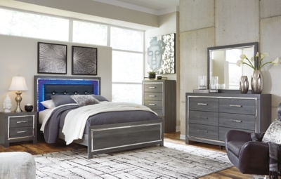 Lodanna Queen Panel Bed Ashley Furniture Homestore