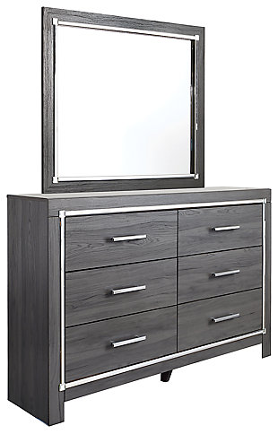 Lodanna Dresser and Mirror, , large
