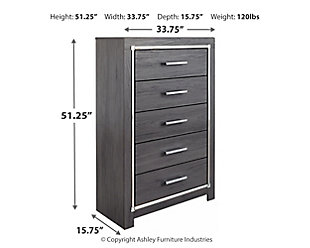 Lodanna Chest of Drawers, , large