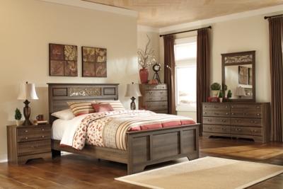 Allymore Queen Panel BedAshley Furniture HomeStore