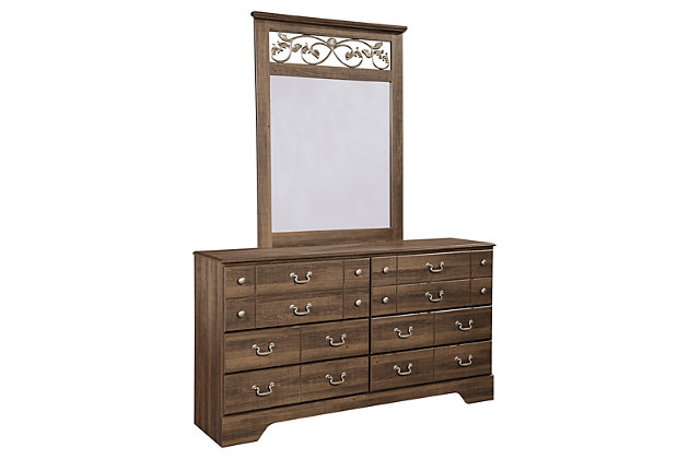Allymore Dresser and Mirror, , large
