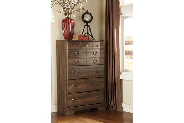 Allymore Five Drawer Vertical Chest