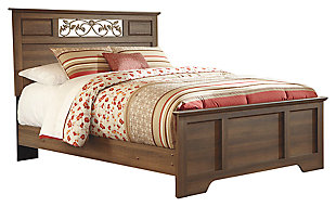 Allymore Queen Panel Bed, , large