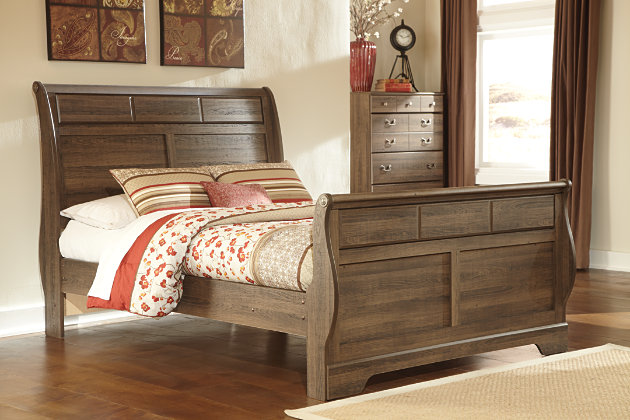 Unexpensive Allymore Queen Sleigh Bed Recommended Item