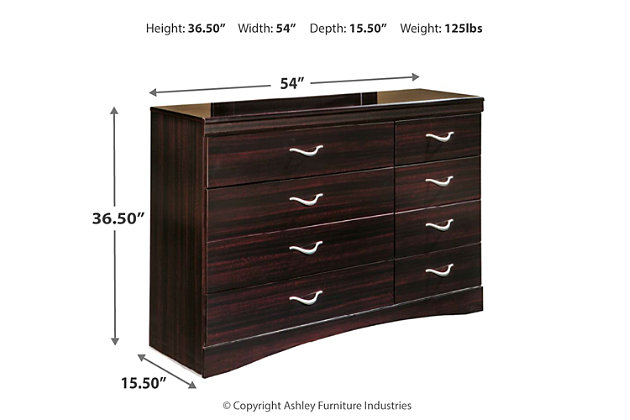 Zanbury Dresser Ashley Furniture Homestore