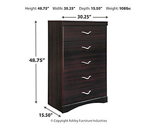 Zanbury Chest of Drawers, , large