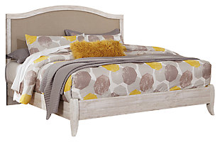 Briartown Upholstered Bed, , large