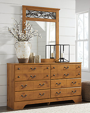 Bittersweet Dresser and Mirror, , rollover