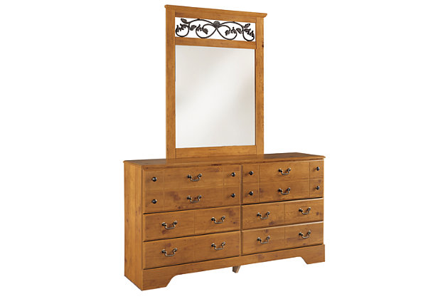 Bittersweet Dresser and Mirror, , large