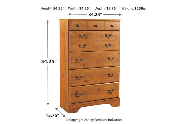 Bittersweet Chest of Drawers, , large