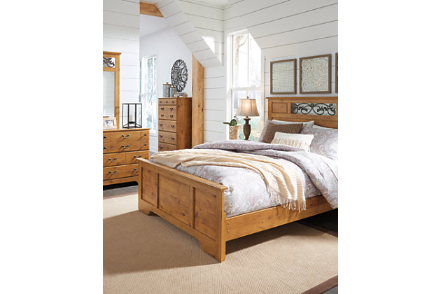 Bittersweet Queen Panel Bed, , large
