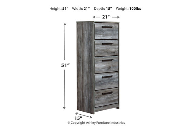 Baystorm Narrow Chest, , large