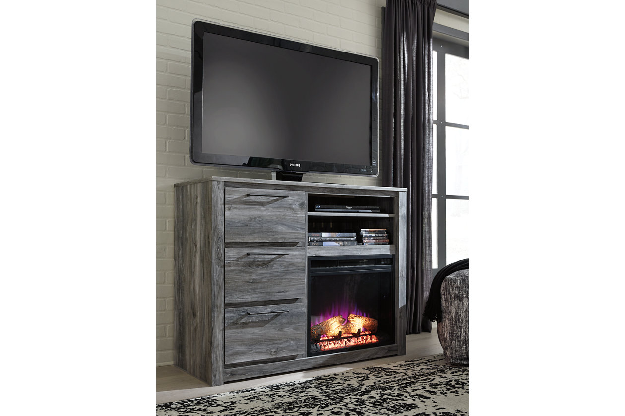 inch by trim ashley products schultz with oak threshold b hardware stand v mission item tv cross john entertainment center island at width height furniture style