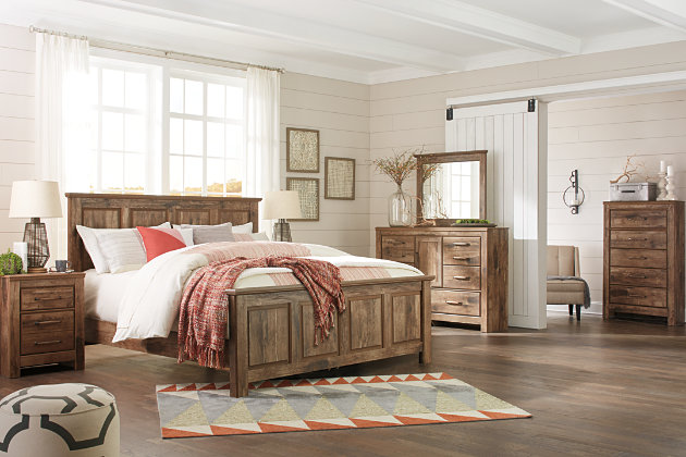 Blaneville 6-Piece King Bedroom | Ashley Furniture HomeStore