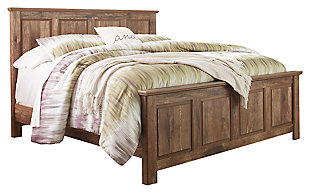 Blaneville Panel Bed, , large