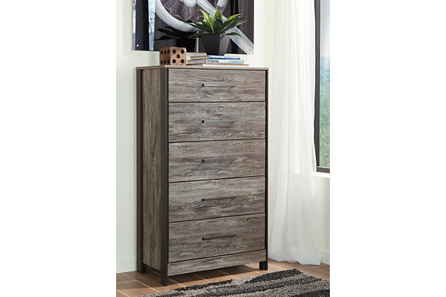 Cazenfeld Chest of Drawers, , large