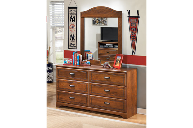 Barchan Dresser and Mirror, , large