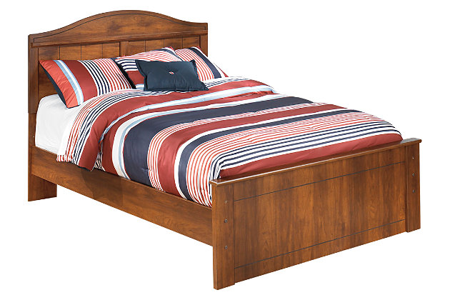 Brown Barchan Full Panel Bed by Ashley HomeStore